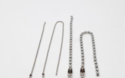 Les chaînettes 1,5 et 3,2 mm déboulent chez STD !